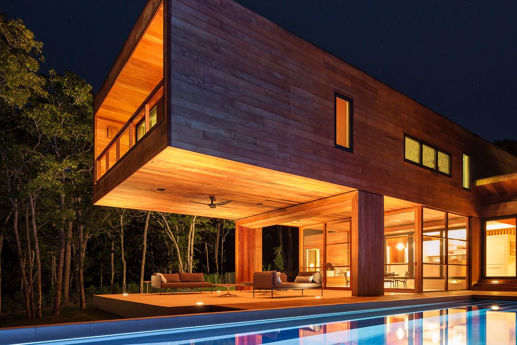Modern Quot Cabin In The Woods Quot Southampton Ny 11968 Sotheby S International Realty Inc
