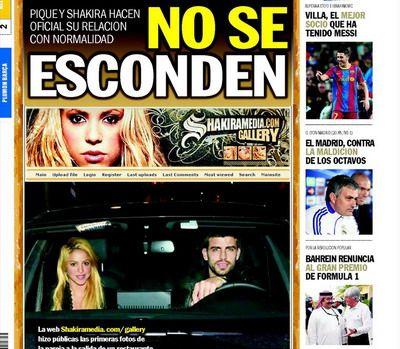 Relatia dintre Shakira si Pique a ajuns caz in JUSTITIE! Asta este poza de 100.000 de euro: