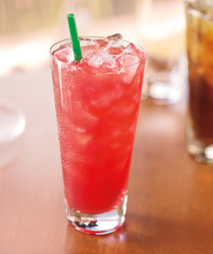 Tazo® Shaken Iced Passion Tea