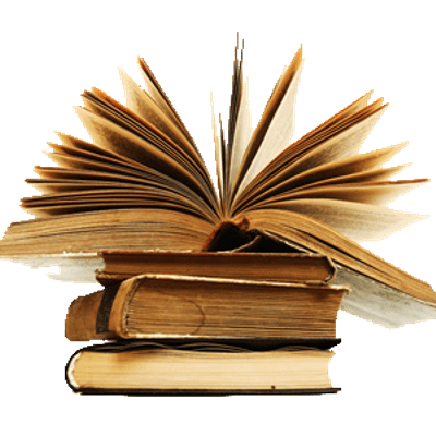 Pile Of Old Books Transparent Png Stickpng
