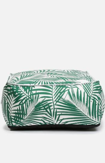Sixth Floor - Outdoor floor cushion - tropicana