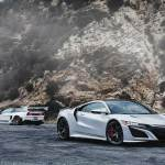 2017 Acura Nsx Vs 1st Gen Nsx Old Hat Vs New Tricks