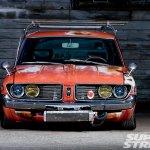 1973 Toyota Mark Ii Wagon Back In The Day Super Street Magazine