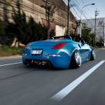 2002 Nissan 350z Convertible Is This Z The King Of Stance