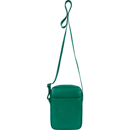Supreme®/LACOSTE Shoulder Bag (Green)