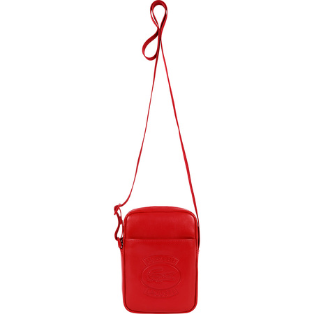 Supreme®/LACOSTE Shoulder Bag (Red)