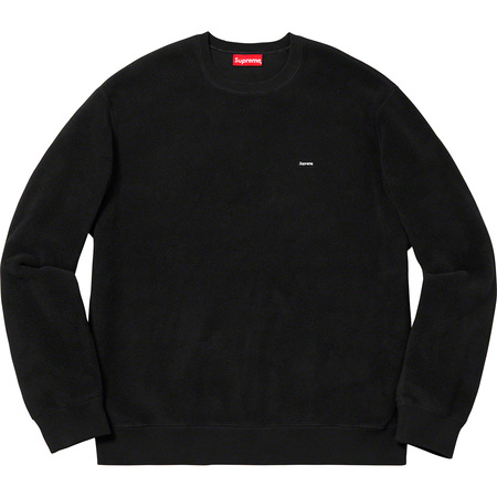 Polartec® Small Box Crewneck (Black)