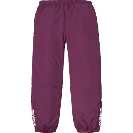 Warm Up Pant (Purple)