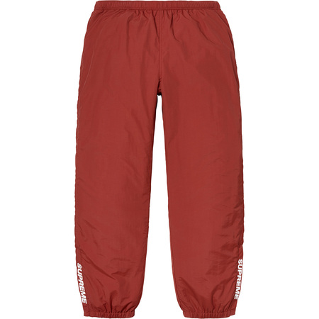 Warm Up Pant (Dark Rust)