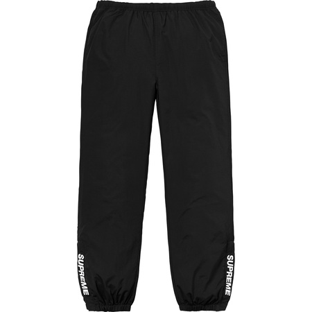 Warm Up Pant (Black)