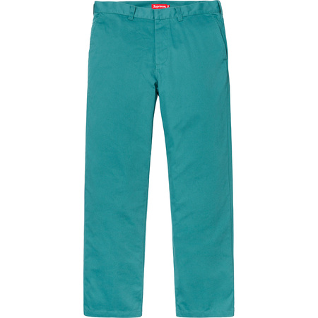 Work Pant (Dusty Teal)