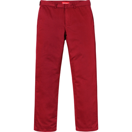 Work Pant (Red)