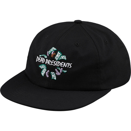 Dead Presidents 6-Panel Hat (Black)
