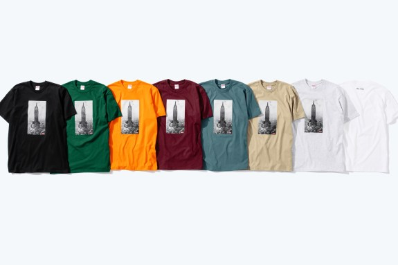 Image result for supreme mike kelley empire tee