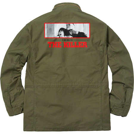 The Killer M-65 Jacket (Olive)