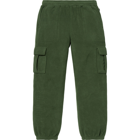 Polartec® Cargo Pant (Dark Green)