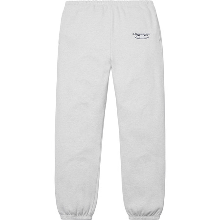 Supreme®/Champion® 3D Metallic Sweatpant (Ash Grey)
