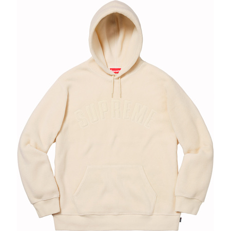 Polartec® Hooded Sweatshirt (Natural)
