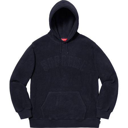 Polartec® Hooded Sweatshirt (Navy)