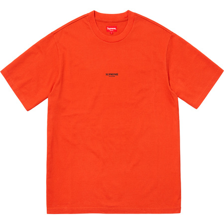 First & Best Tee (Orange)