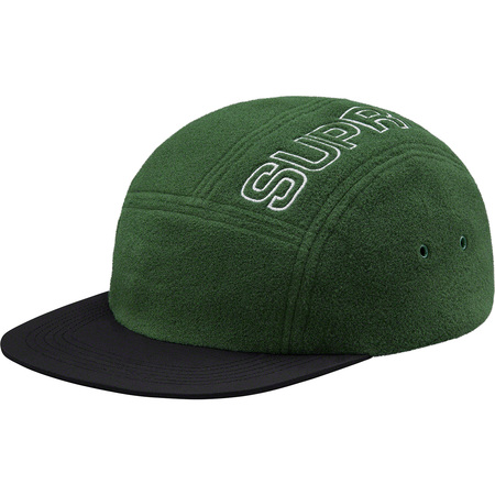 Polartec® Camp Cap (Dark Green)