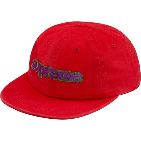 Connect 6-Panel (Red)