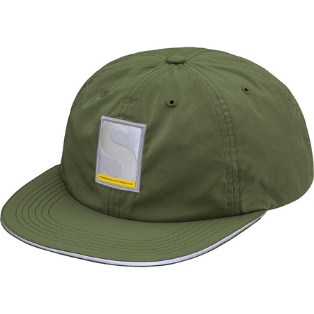 Performance Nylon 6-Panel (Olive)
