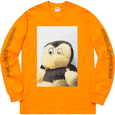 Mike Kelley/Supreme Ahh…Youth! L/S Tee (Bright Orange)
