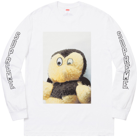 Mike Kelley/Supreme Ahh…Youth! L/S Tee (White)