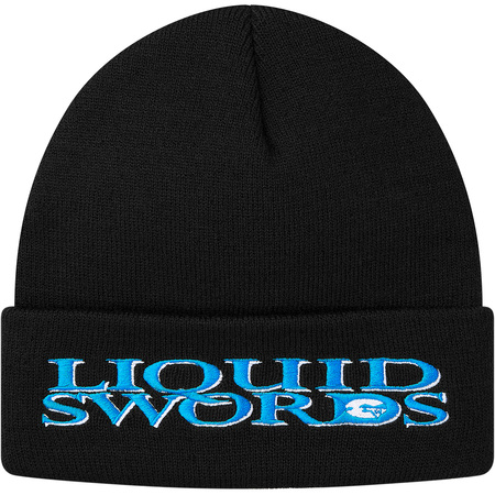 Liquid Swords Beanie (Black)