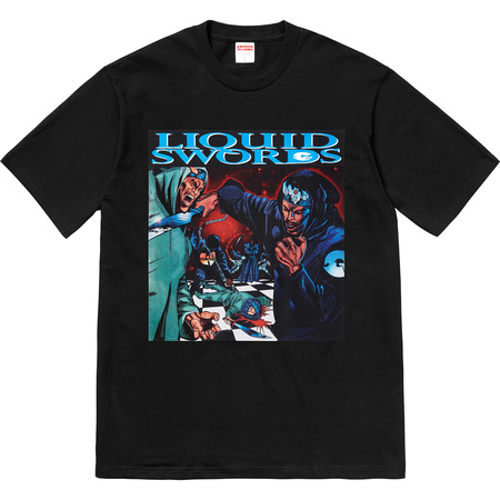 Liquid Swords Tee (Black)