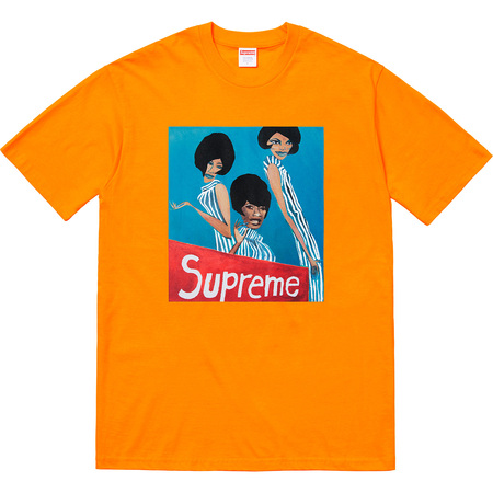 Group Tee (Bright Orange)