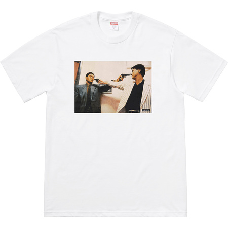 The Killer Trust Tee (White)