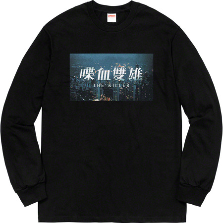 The Killer L/S Tee (Black)