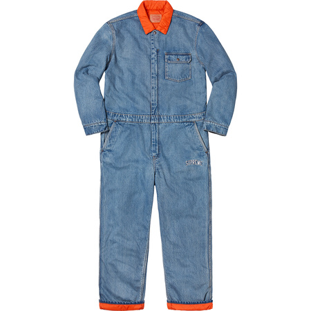 Supreme®/Levi's® Denim Coveralls (Blue)