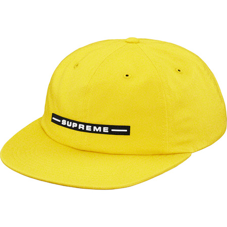 Raised Logo 6-Panel (Yellow)