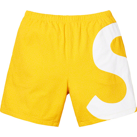 S Logo Short (Yellow)
