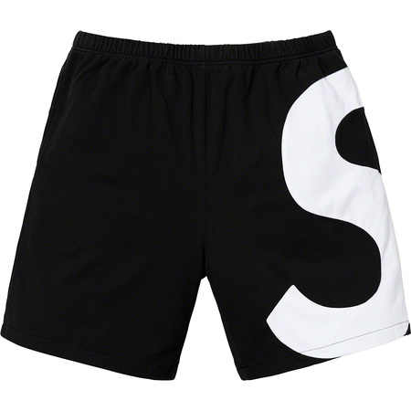 S Logo Short (Black)