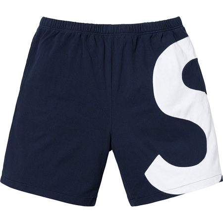 S Logo Short (Navy)