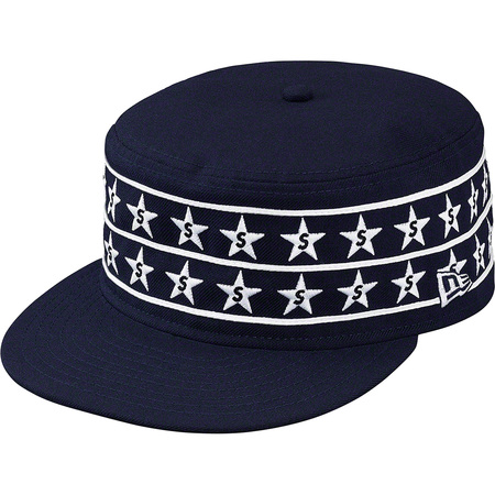 Star Pillbox New Era® (Navy)