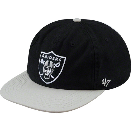 Supreme®/NFL/Raiders/'47 5-Panel (Black)