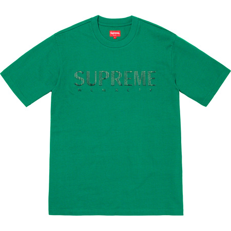 Gradient Logo Tee (Green)
