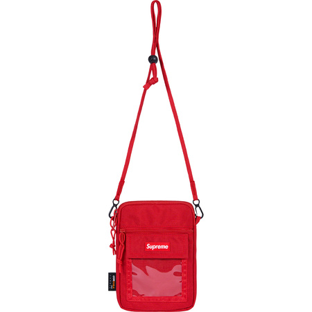 Utility Pouch (Red)