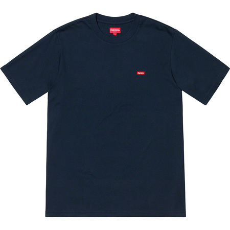 Small Box Tee (Navy)