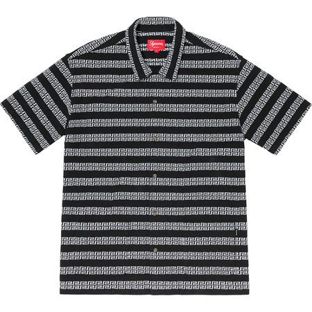 Key Stripe S/S Shirt (Black)