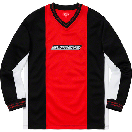 Barbed Wire Moto Jersey (Red)