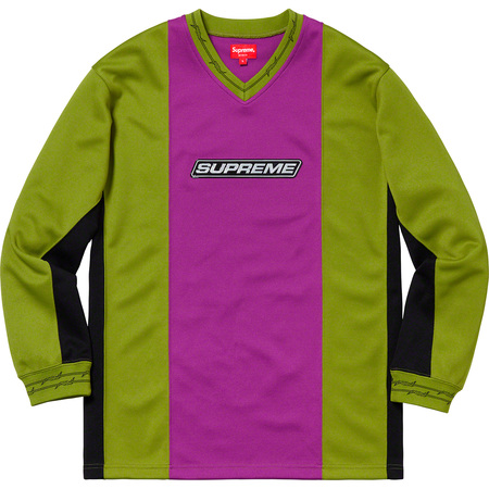 Barbed Wire Moto Jersey (Purple)