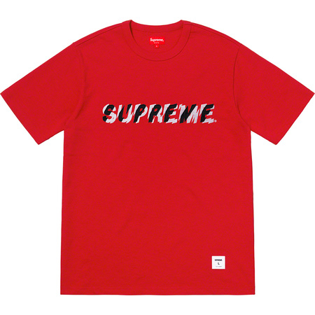 Shatter Tee (Red)