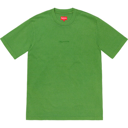 Overdyed Tee (Green)