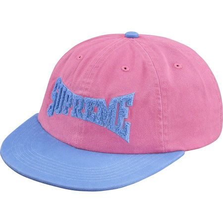 Chenille Logo 6-Panel (Rose)